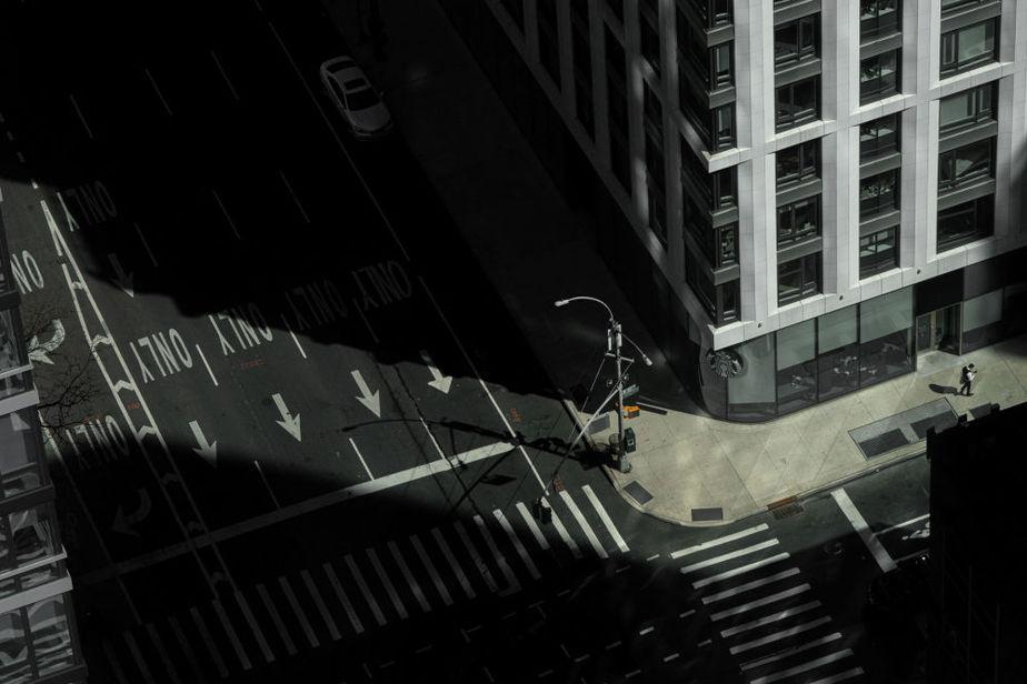 تنهایی در دوران کرونا + عکس