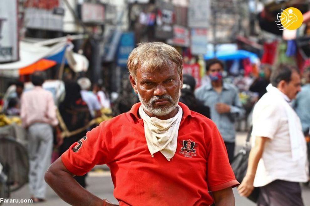 4878698 - دهن کجی هندیها به ماسک زدن! + عکس