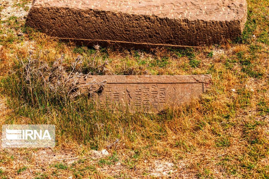 4472666 - سنگقبرهای منحصر به فرد گورستان ۲۰۰ ساله ارامنه + عکس