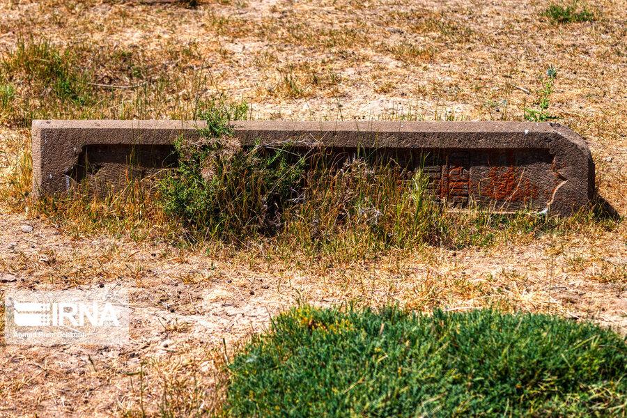 4472667 - سنگقبرهای منحصر به فرد گورستان ۲۰۰ ساله ارامنه + عکس