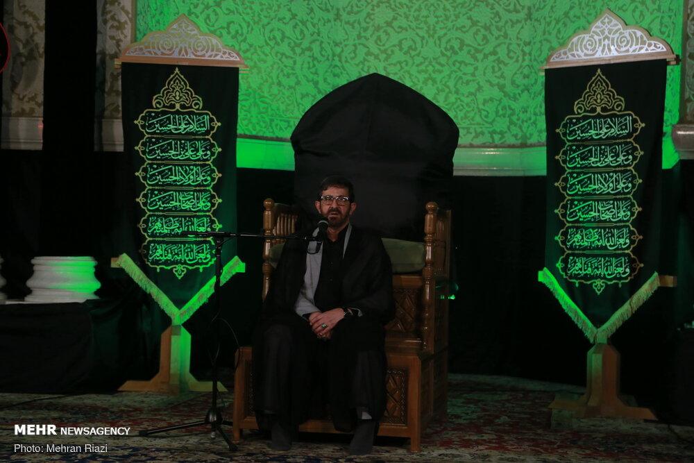 0375093246 - برگزاری آنلاین هیئات مذهبی در ماه محرم + عکس