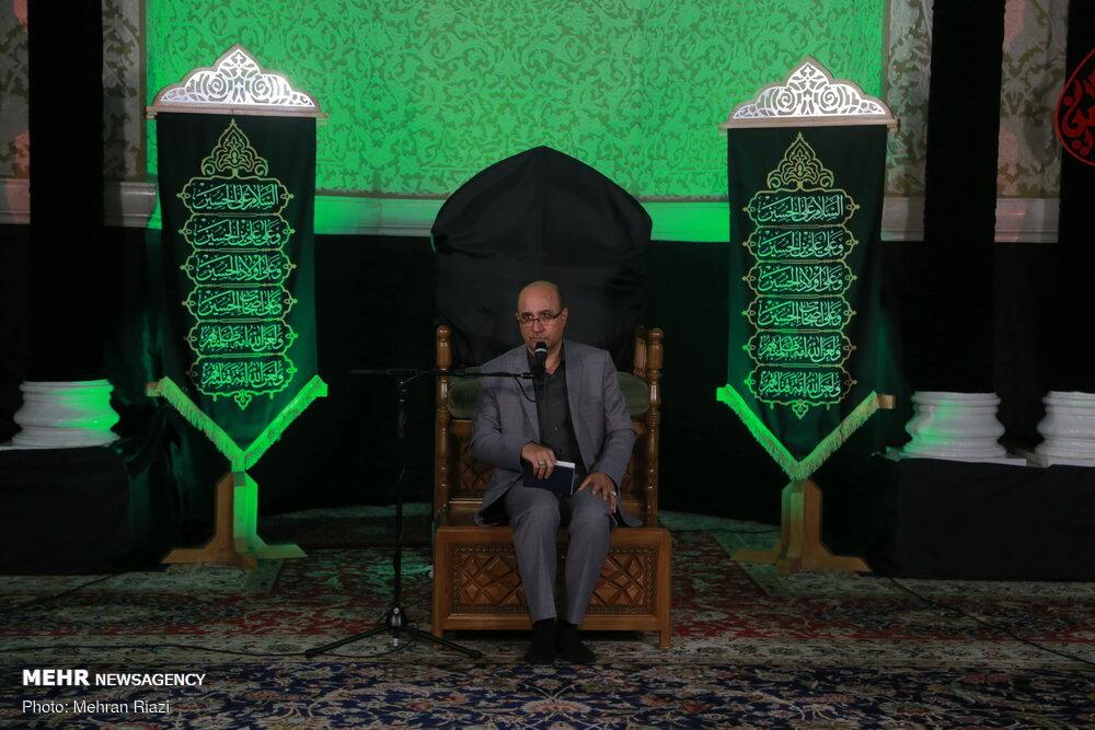 237513846 - برگزاری آنلاین هیئات مذهبی در ماه محرم + عکس