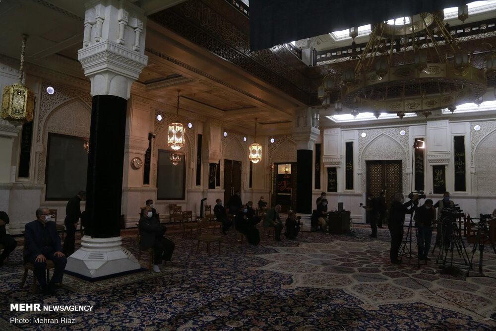 293248834 - برگزاری آنلاین هیئات مذهبی در ماه محرم + عکس
