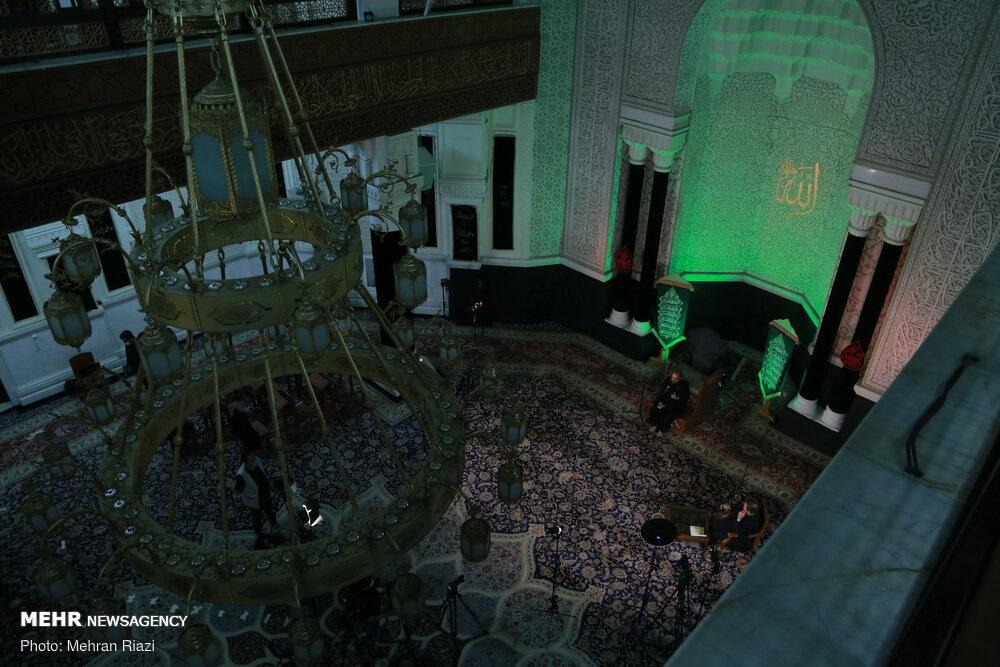 8731957358 - برگزاری آنلاین هیئات مذهبی در ماه محرم + عکس