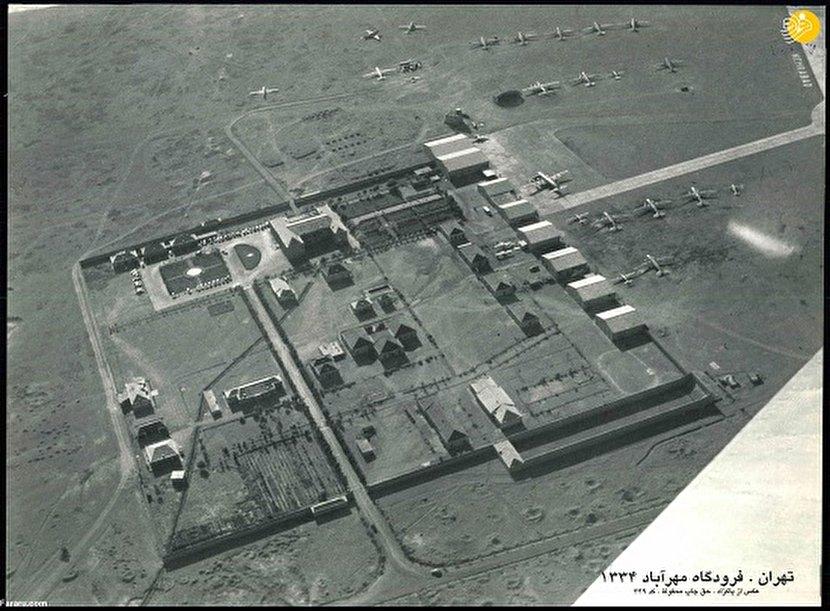 1430930 152 - وقتی تصویر فرودگاه مهرآباد روی اسکناسها چاپ شده بود + عکس
