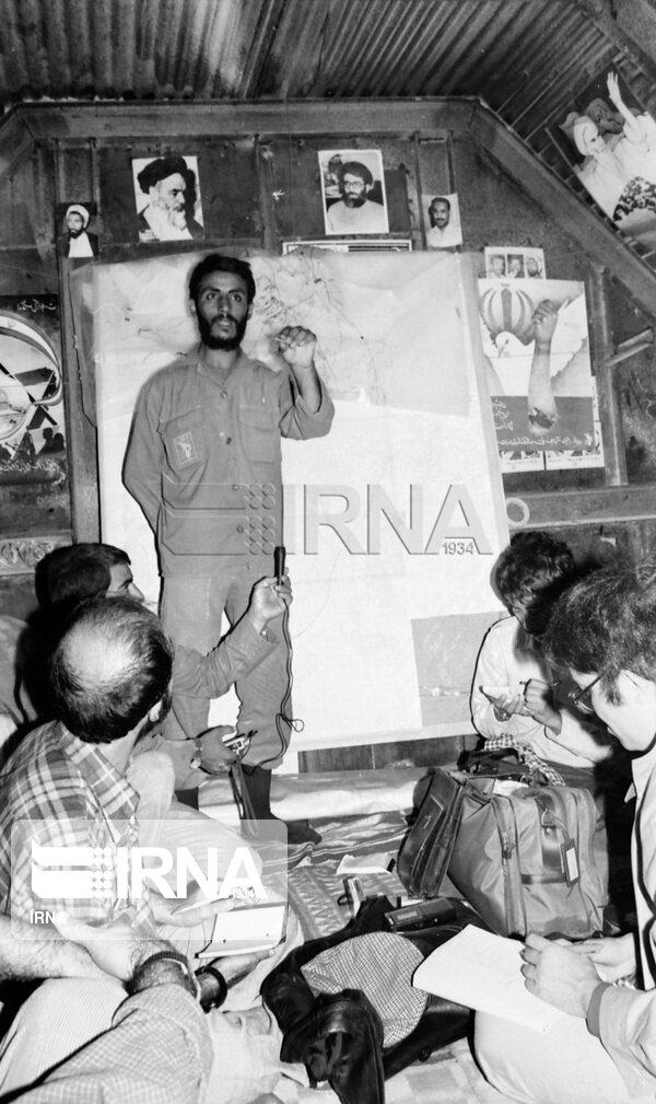 650100 - فرمانده معروف۲۸ ساله ایرانی +عکس