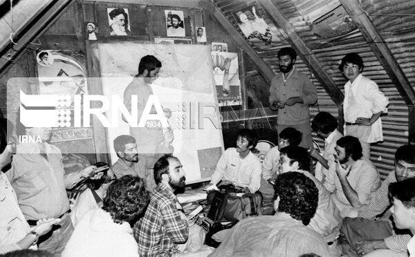650101 - فرمانده معروف۲۸ ساله ایرانی +عکس