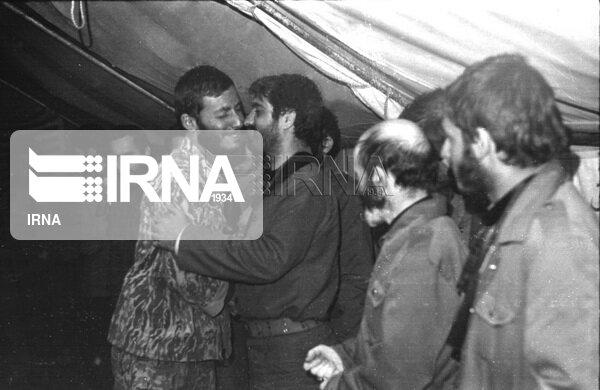 650105 - فرمانده معروف۲۸ ساله ایرانی +عکس