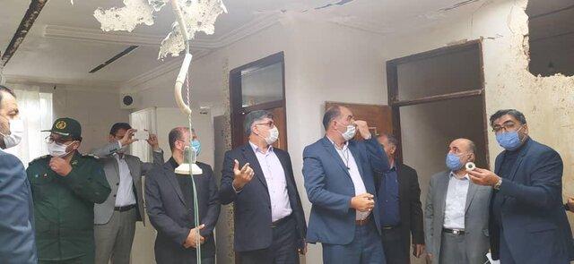 4235898245(1) - سفر نمایندگان مجلس به مرز قرهباغ + عکس