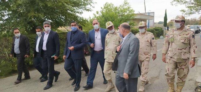 4985723846 - سفر نمایندگان مجلس به مرز قرهباغ + عکس