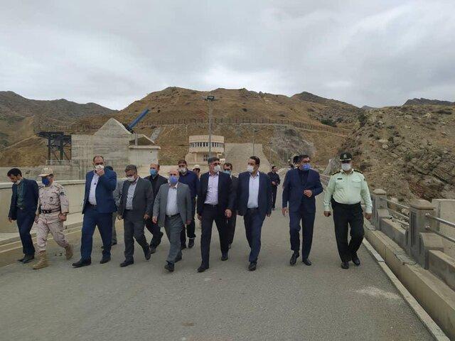 723858246(1) - سفر نمایندگان مجلس به مرز قرهباغ + عکس