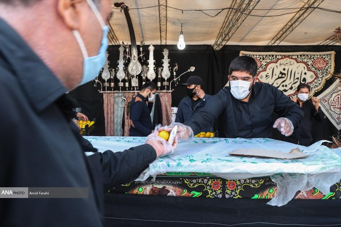767679 - موکبهای اربعین حسینی با رعایت پروتکل های بهداشتی + عکس