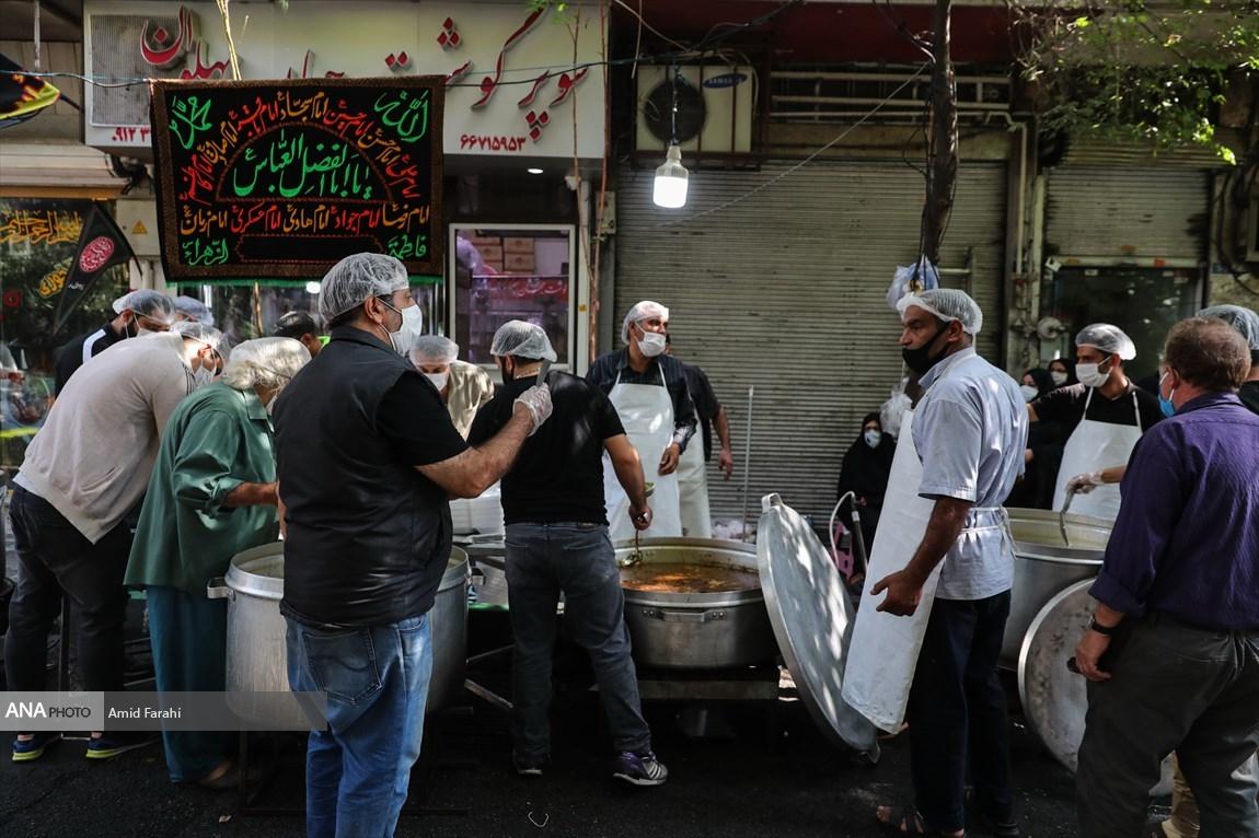 9789757875 - موکبهای اربعین حسینی با رعایت پروتکل های بهداشتی + عکس