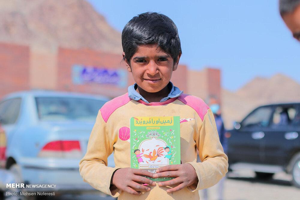 90071 - برگزاری اربعین متفاوت در ۳۰ کیلومتری مرز افغانستان + عکس