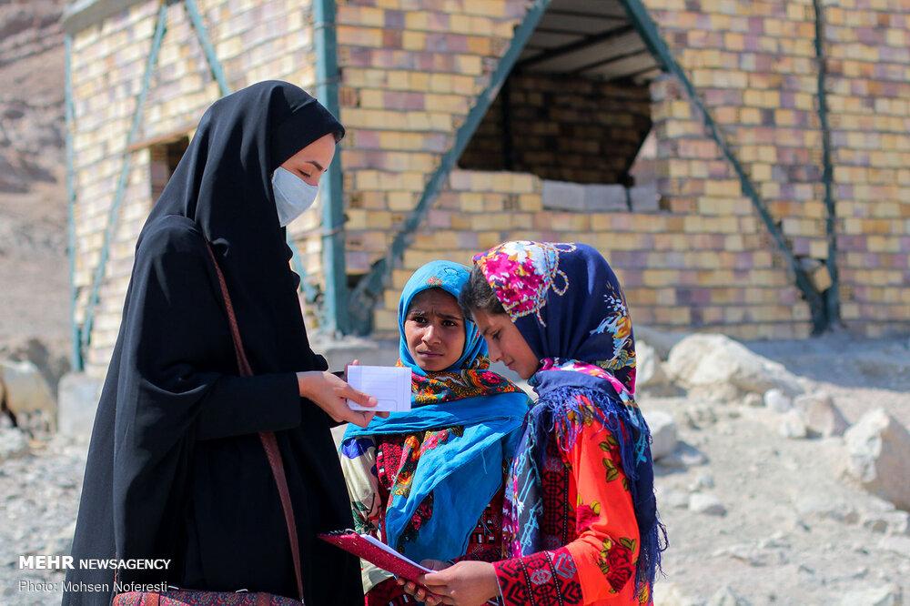 90073 - برگزاری اربعین متفاوت در ۳۰ کیلومتری مرز افغانستان + عکس