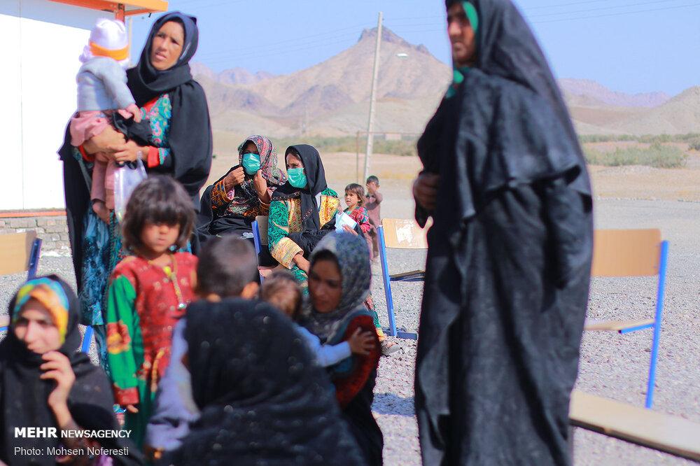 90074 - برگزاری اربعین متفاوت در ۳۰ کیلومتری مرز افغانستان + عکس