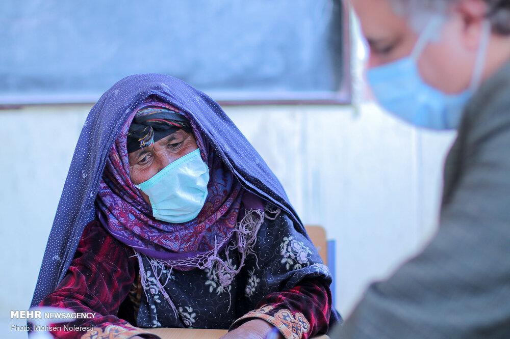 90075 - برگزاری اربعین متفاوت در ۳۰ کیلومتری مرز افغانستان + عکس