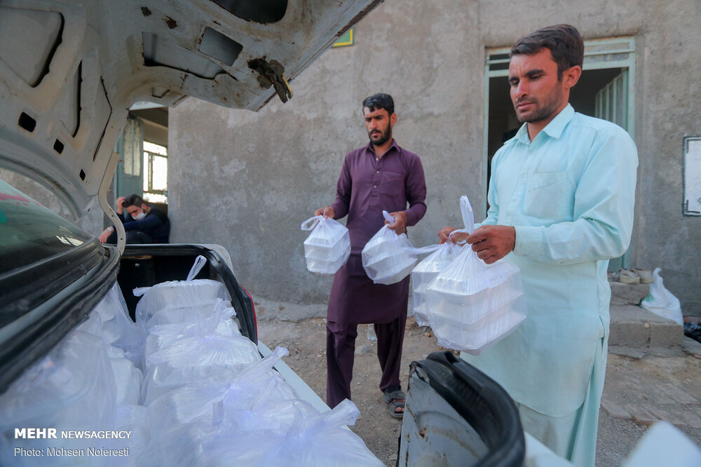 90076 - برگزاری اربعین متفاوت در ۳۰ کیلومتری مرز افغانستان + عکس