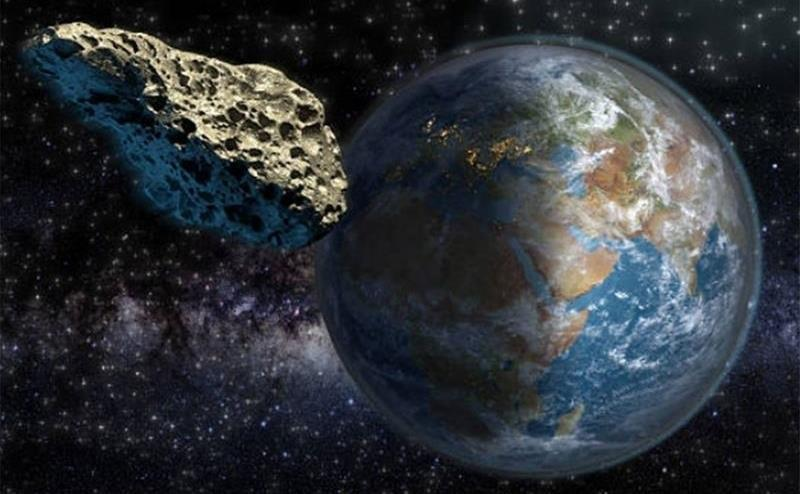 photo 2020 10 18 21 11 25 - زمین در خطر برخورد شهاب سنگ قرار گرفت!+عکس