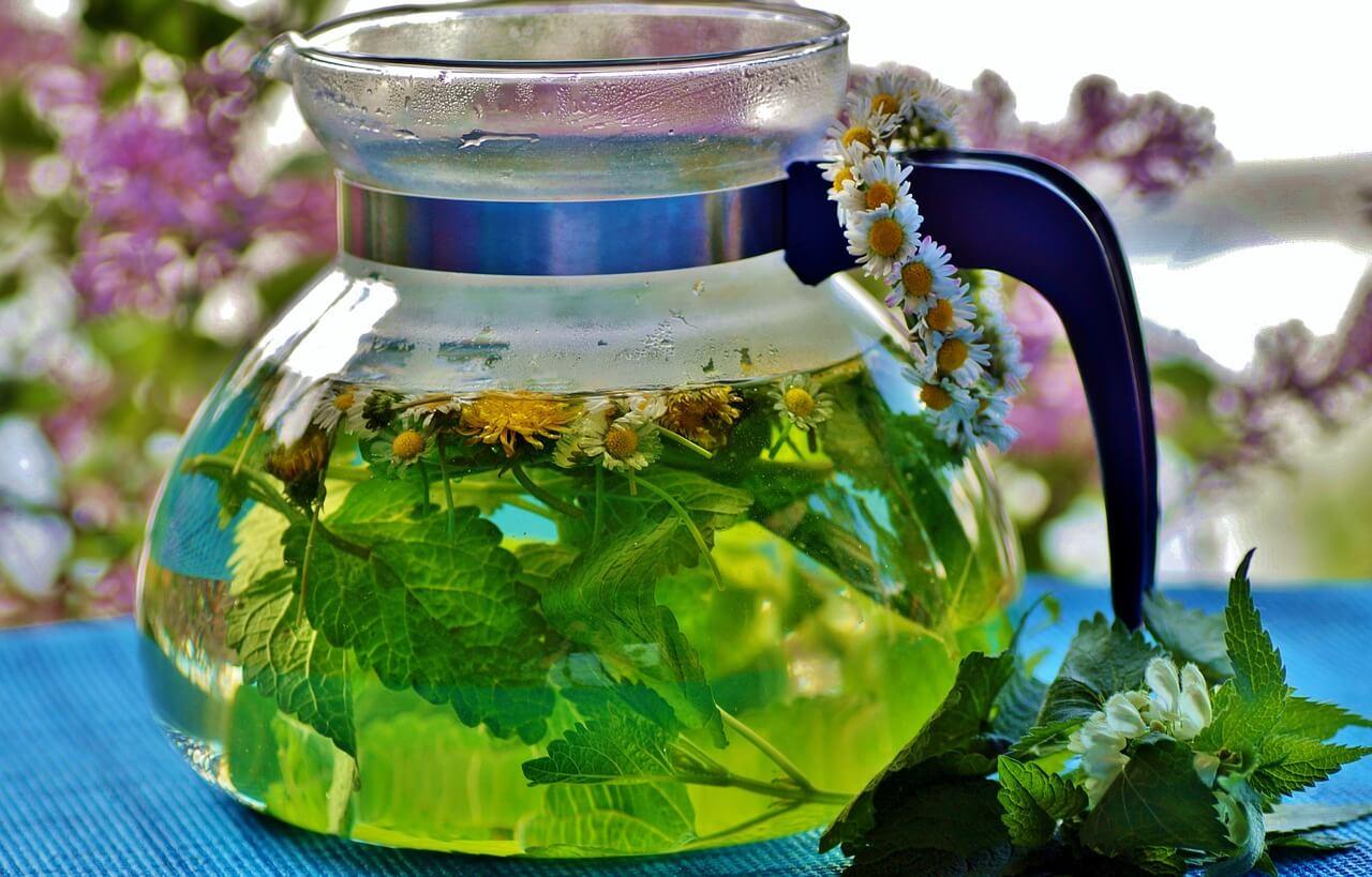 herbal infusion - این دمنوشها برای تقویت ایمنی بدن موثر هستند