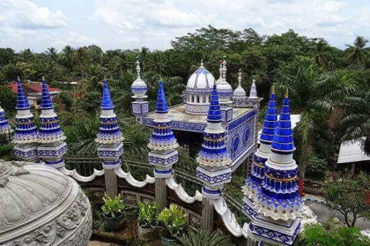 n00481778 r b 001 - مسجدی که شاهکار بی نظیر معماری است + تصاویر