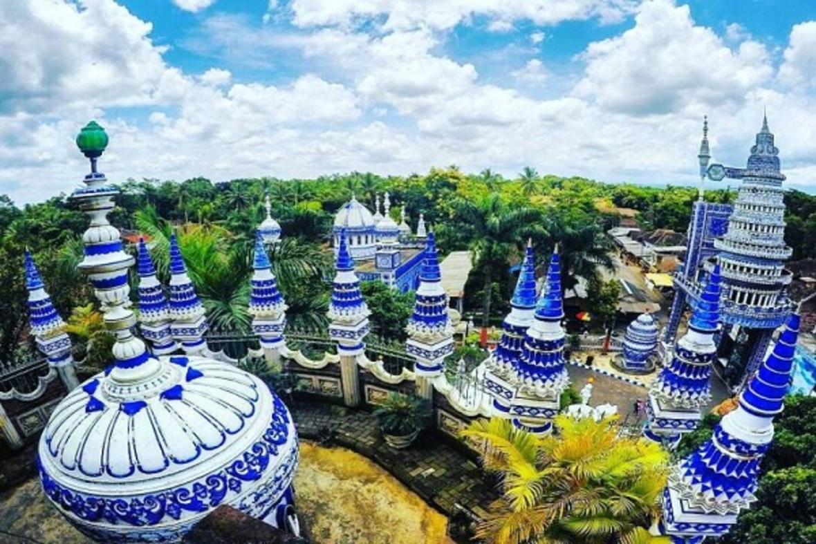 n00481778 r b 002 - مسجدی که شاهکار بی نظیر معماری است + تصاویر