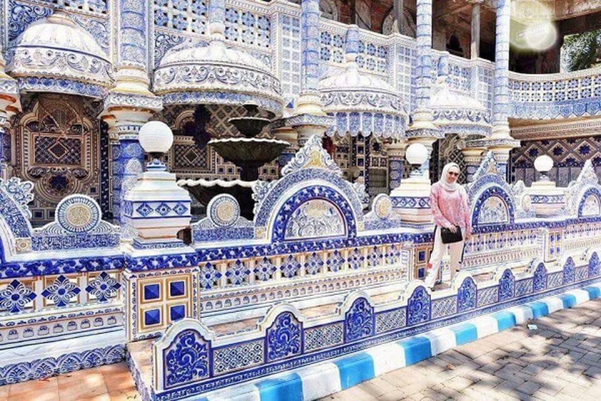 n00481778 r b 005 - مسجدی که شاهکار بی نظیر معماری است + تصاویر