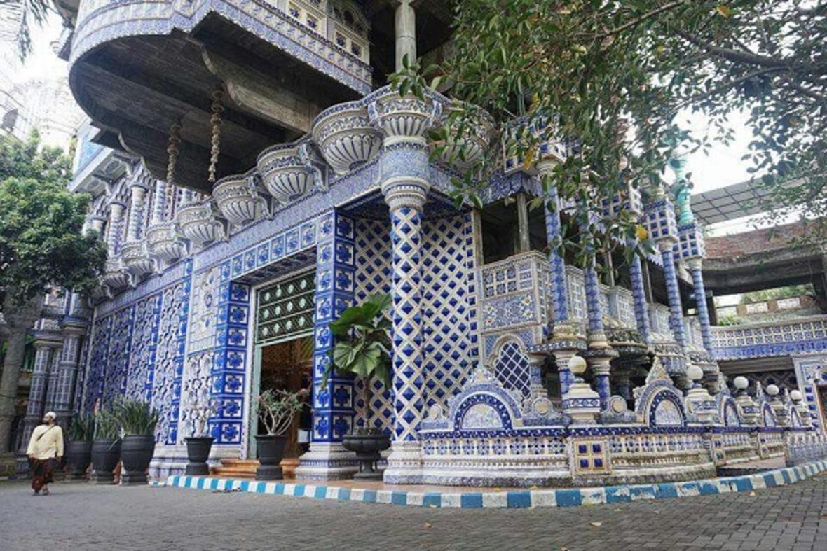 n00481778 r b 006 - مسجدی که شاهکار بی نظیر معماری است + تصاویر