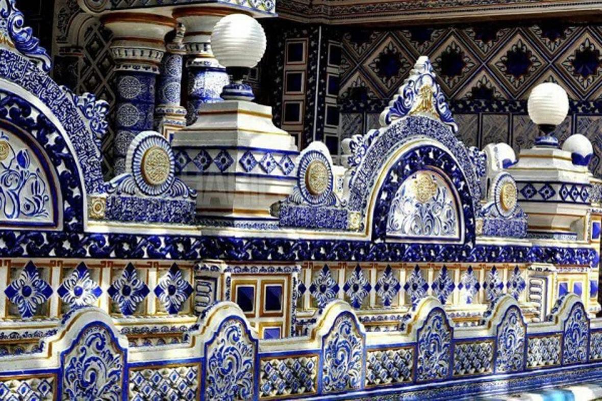n00481778 r b 007 - مسجدی که شاهکار بی نظیر معماری است + تصاویر