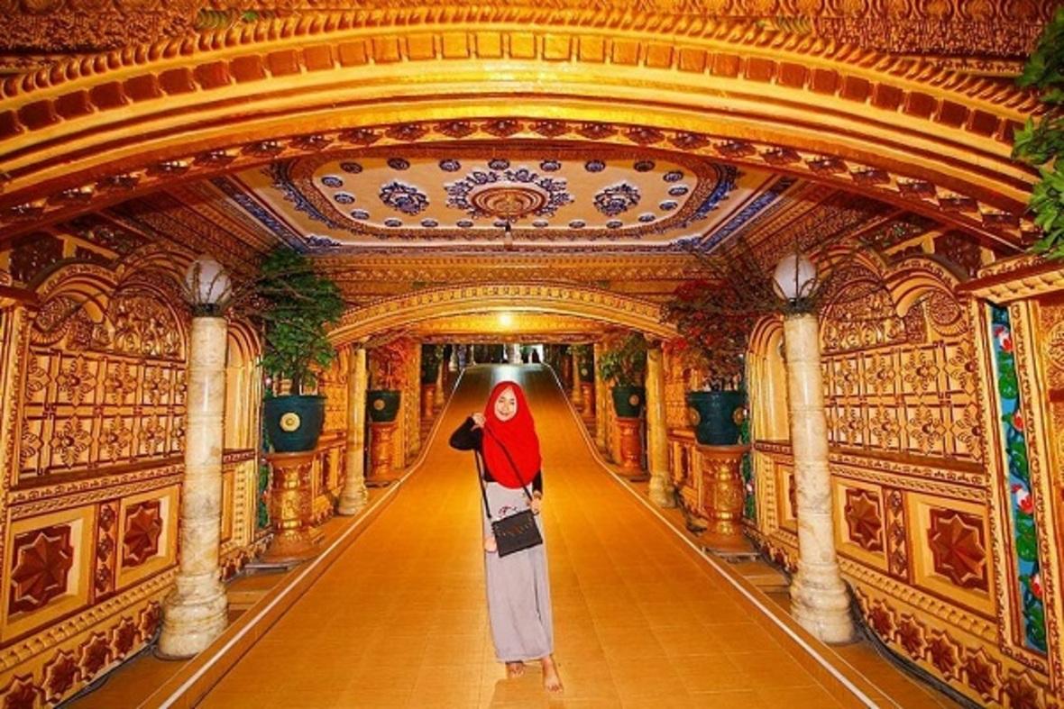 n00481778 r b 008 - مسجدی که شاهکار بی نظیر معماری است + تصاویر