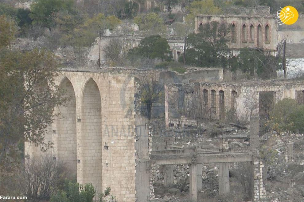 50012 - تبدیل یک شهر زیبا به شهر ارواح+عکس