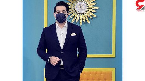 %D9%85%D8%A7%D8%B3%DA%A9%20%D8%B3%D8%AA - ماسک ست مجری معروف ایرانی با کت و شلوارش +عکس