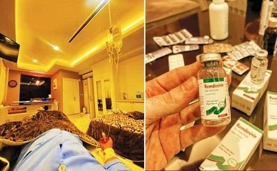 2486271 542 - قرنطینه کرونا در هتل بیمارستانهای لاکچری تهران + عکس