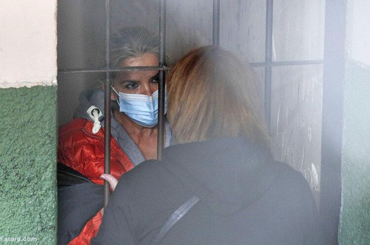 بازداشت رئیس جمهور سابق بولیوی + عکس