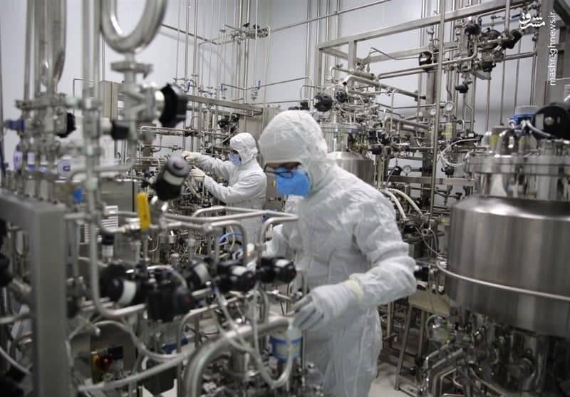 افتتاح بزرگترین کارخانه واکسن کرونا در منطقه + عکس