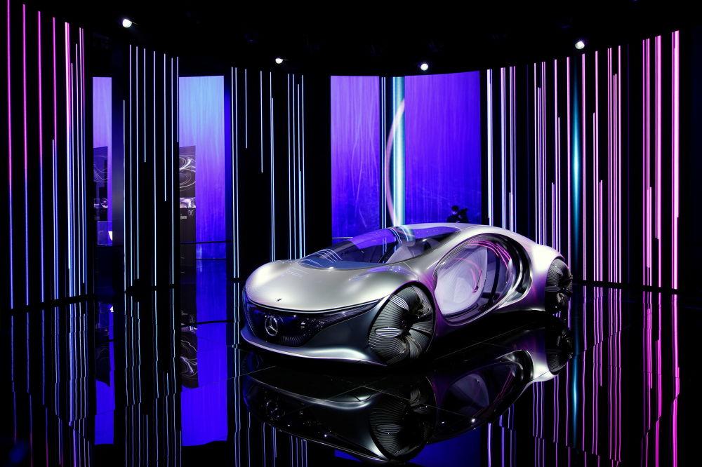 نمایشگاه بین المللی خودرو در شانگهای + عکس