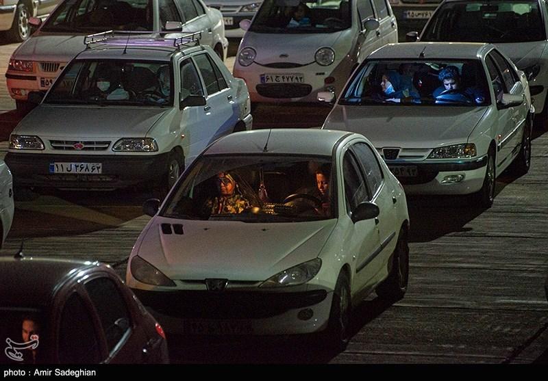 شب قدر متفاوت شیرازیها در خودرو + عکس