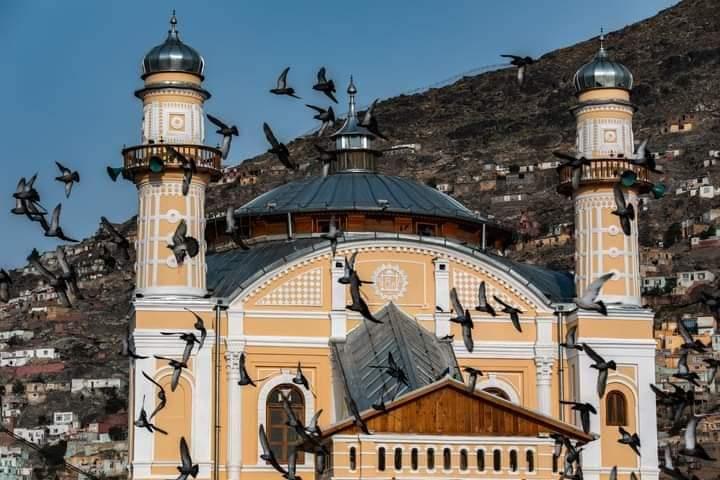اولین و قدیمیترین مسجد در کابل + عکس