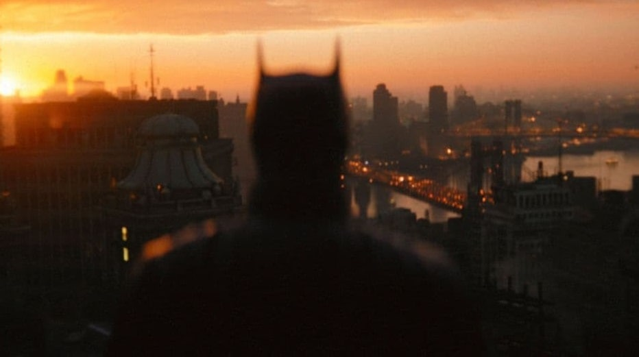 انتشار تصویری جدید از فیلم The Batman + عکس